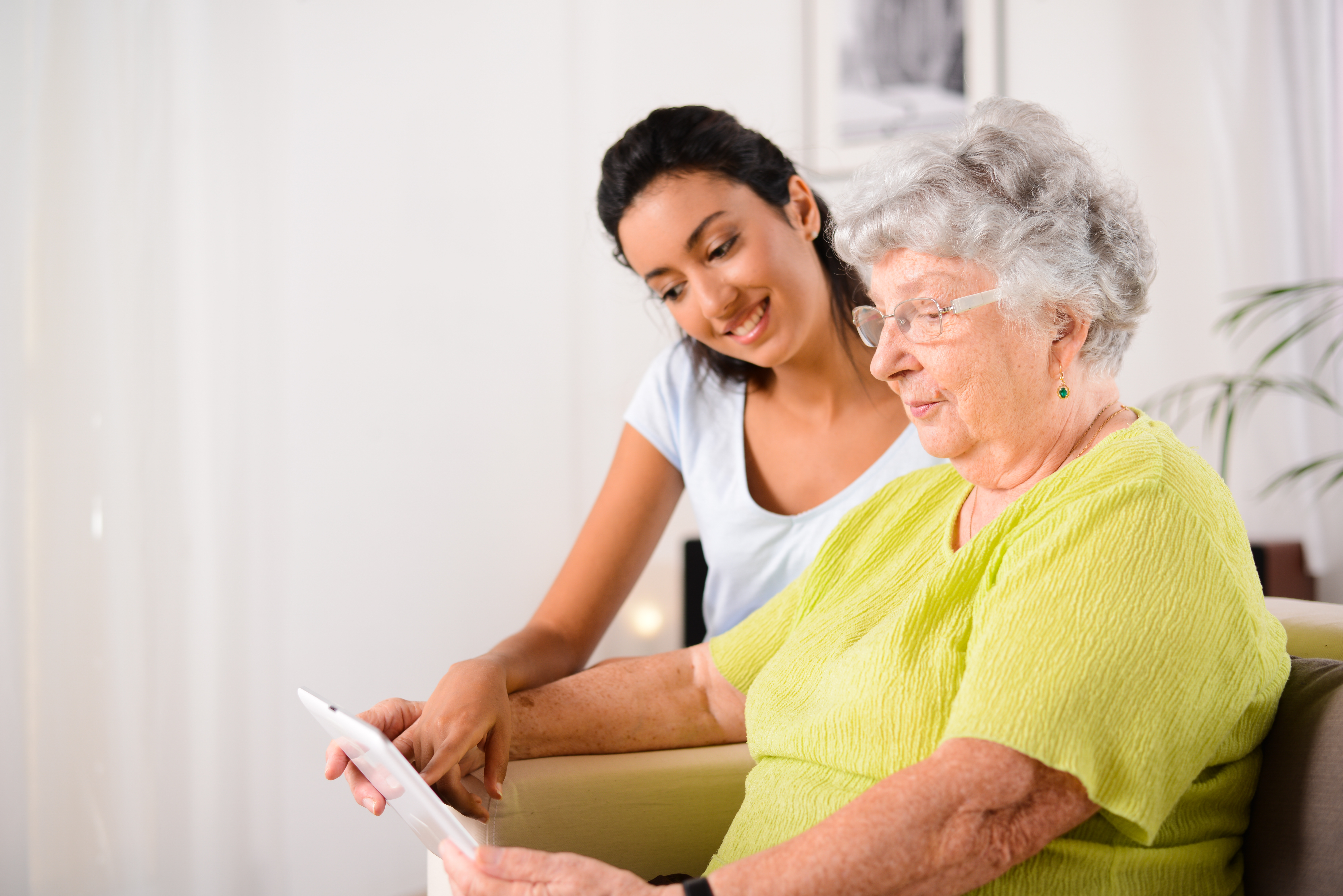 a discussion on the treatment of older people