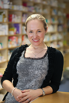 Asthma Project of the Year - Elin Hooper, Mayberry Pharmacy
