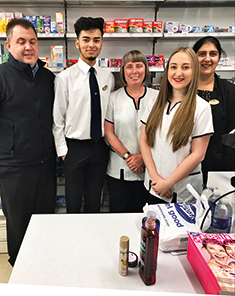 Community Pharmacy Practice - Boots the Chemist, Old Cwmbran Team.jpeg
