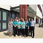 Hospital Pharmacy Team, Chris Brown and the Renal Medicines Service