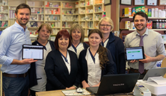 Innov in Quality Efficiency through Technology - Nootts Pharmacy