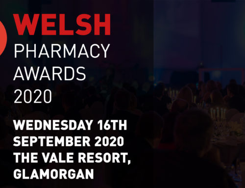 Update on the 2020 Welsh Pharmacy Awards