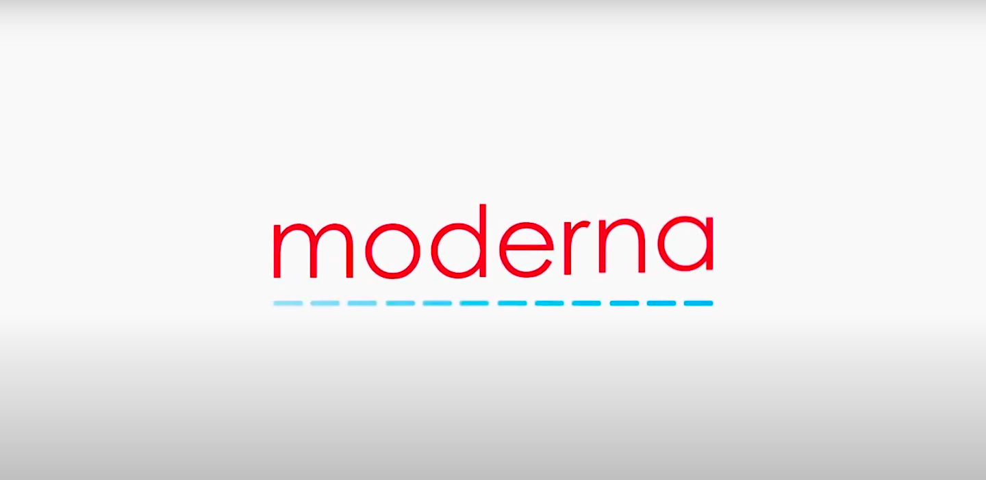 Moderna Video Freeze